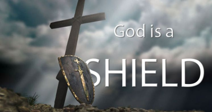 God is a Shield
